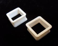 Alargadores quadrados