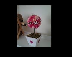 Vasinho De Flor Decorado
