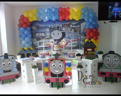 Decora��o Clean Thomas and friends