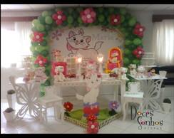 decora��o festa gatinha marie proven�al