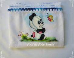 Fralda de ombro Panda 2