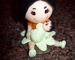 Boneca mam�e