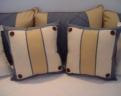 (ALO 0048) Almofada decorativa