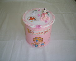 Latas Decoradas-Biscuit