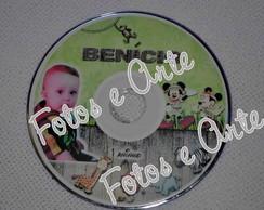 M�DIA PERSONALIZADA DVD / CD