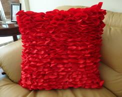 Capa de almofada decorativa