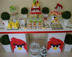 Decora��o Infantil - Tema Angry Birds