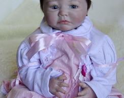 Boneca Reborn Maysa