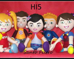 HI-5 PERSONAGENS