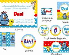 Festa Digital Galinha Pintadinha 34 arte