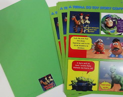 Convites Toy Story Gibi