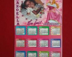 �m� Personalizado com foto e calendario