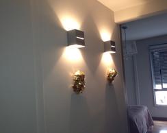 Conjunto de anjos p/ parede