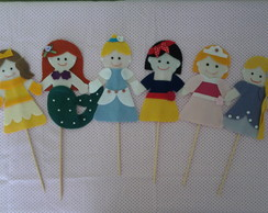 Palitos Princesas
