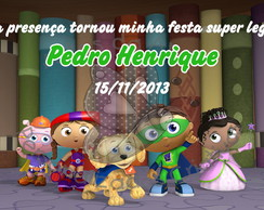 Tag Super Why