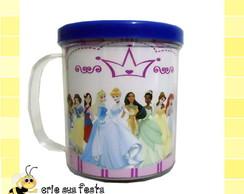 Caneca - Princesas
