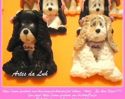 Miniaturas de Animais (Artes da Luh)