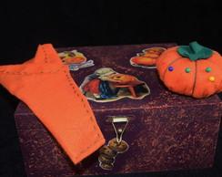 """Kit para Costura """"Halloween"""""""