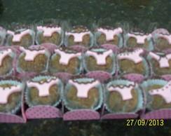 Brigadeiro gourmet decorado lingerie