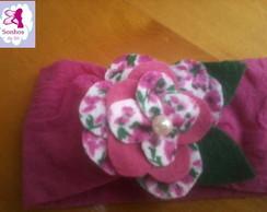 Faixa para beb�s em meia de seda