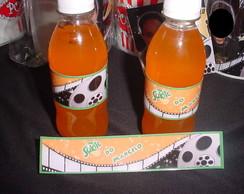 R�tulo vinil para refrigerante ca�ulinha