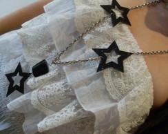 Colar Estrelas!