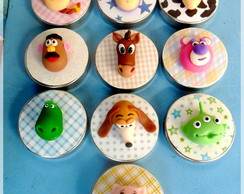 Toy Story latinhas decoradas