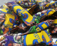 Balas Personalizadas - Toy Story