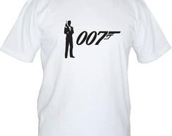 Camiseta 007