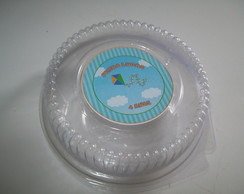 Pote de PVC Personalizado