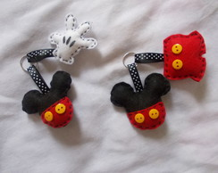 Chaveiros Mickey duo