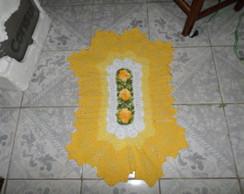 tapete amarelo