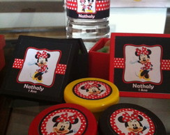 Festa Personalizada Minnie