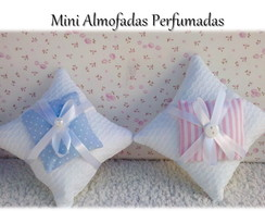 Kit Sach� Mini Almofadas 30