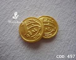 C�d 497 molde de moeda