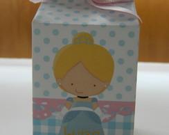 Caixinha Milk Personalizada - Cinderela