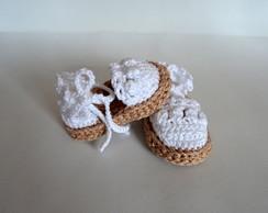 Sapatinho Alpargata Baby