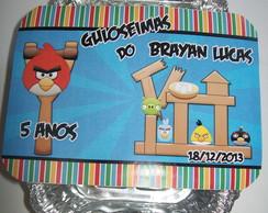 Marmita Angry Birds 250ml.