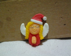Anjinha Orando de Natal