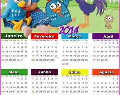 calend�rio 2014