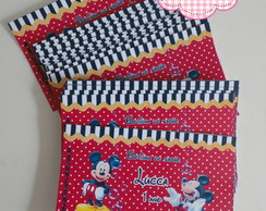 R�tulo Bolinha De Sab�o Mickey 02