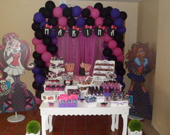 Decora��o Festa Monster High