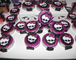 Lembrancinha Monster High
