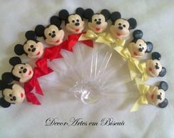 Mini Colherzinha Mickey Mouse