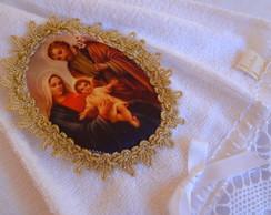 Toalha Lavabo Sagrada Fam�lia 1
