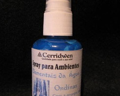 "Spray para ambientes ""Elementais da �gua"