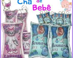 Chaveirinho Ch� de Beb� Personalizado