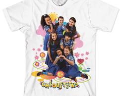 Camiseta Chiquititas - Todas as Meninas