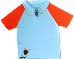 Camiseta Chiquititas menino
