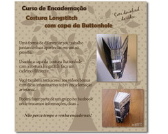 Curso Online - Costura Longstitch